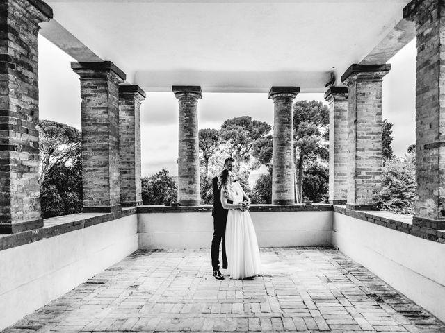 Il matrimonio di Lukas e Giulia a Grottammare, Ascoli Piceno 104