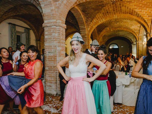 Il matrimonio di Lukas e Giulia a Grottammare, Ascoli Piceno 123