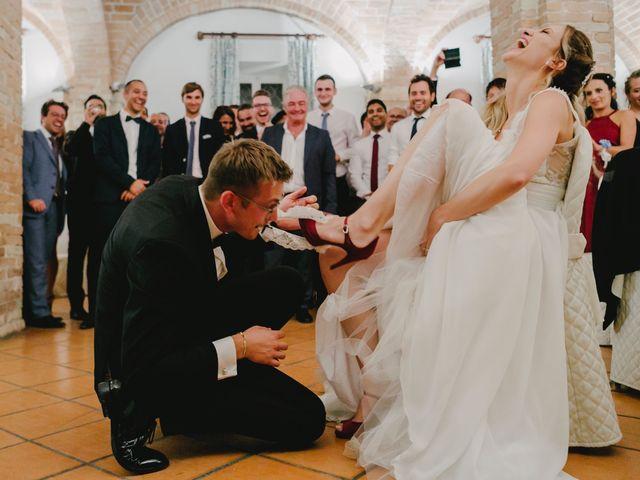 Il matrimonio di Lukas e Giulia a Grottammare, Ascoli Piceno 128