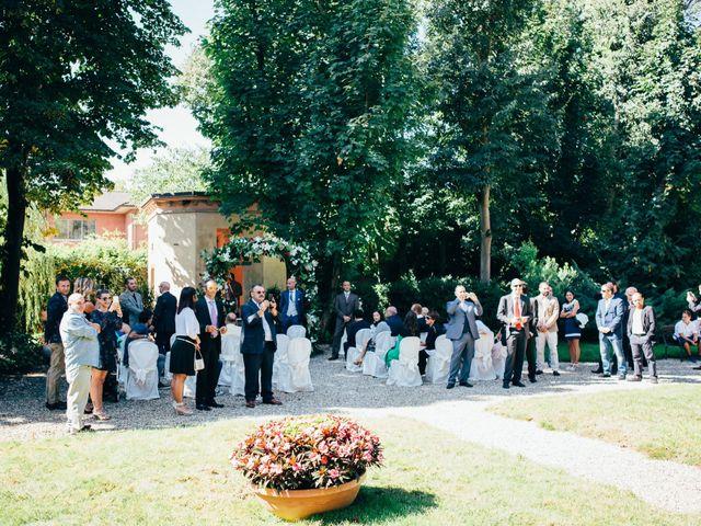 Il matrimonio di Roberto e Stefania a Gropello Cairoli, Pavia 12
