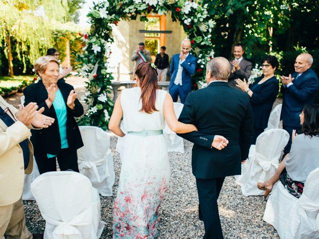 Il matrimonio di Roberto e Stefania a Gropello Cairoli, Pavia 14
