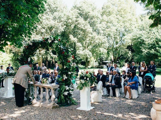 Il matrimonio di Roberto e Stefania a Gropello Cairoli, Pavia 17