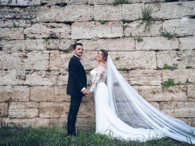 le nozze di Carmela e Michele