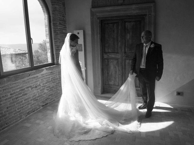 Il matrimonio di Paolo Alberto e Virginia a Marsciano, Perugia 5