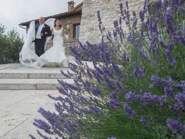 Il matrimonio di Paolo Alberto e Virginia a Marsciano, Perugia 6