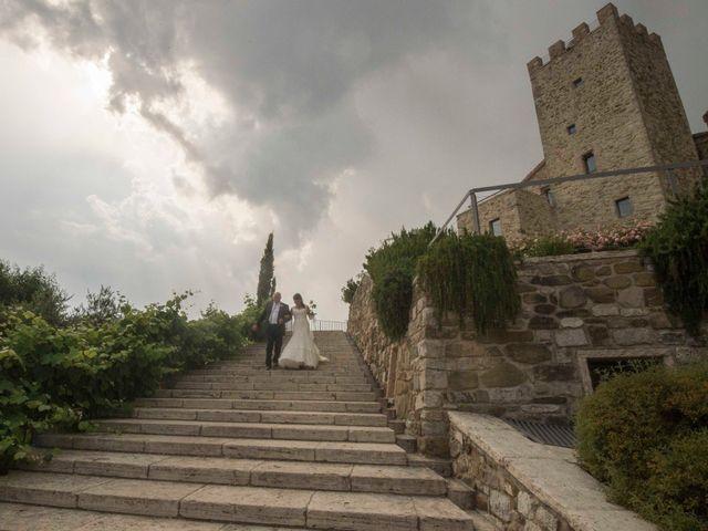 Il matrimonio di Paolo Alberto e Virginia a Marsciano, Perugia 9