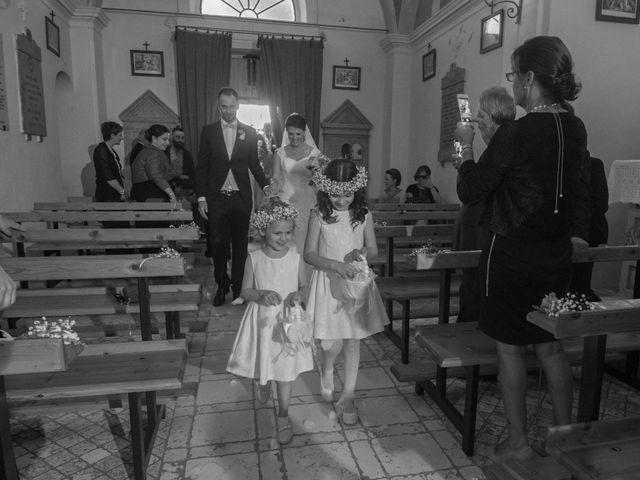 Il matrimonio di Paolo Alberto e Virginia a Marsciano, Perugia 10
