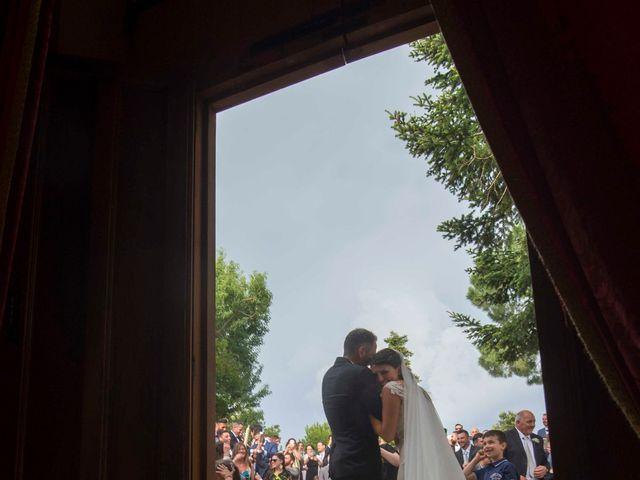 Il matrimonio di Paolo Alberto e Virginia a Marsciano, Perugia 17