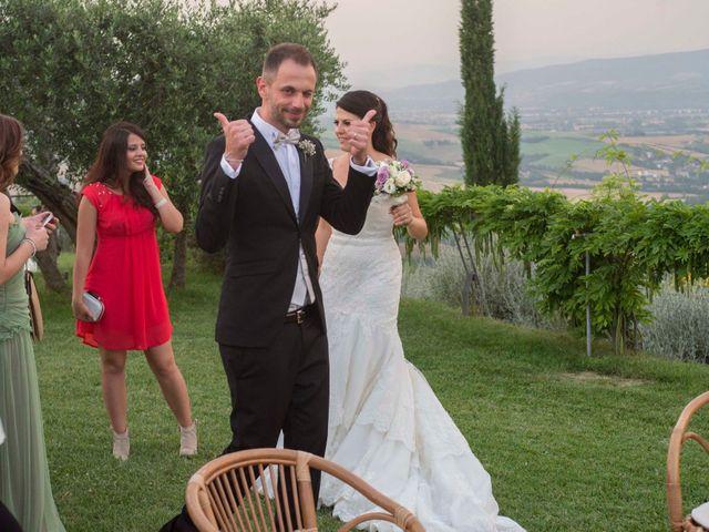 Il matrimonio di Paolo Alberto e Virginia a Marsciano, Perugia 23