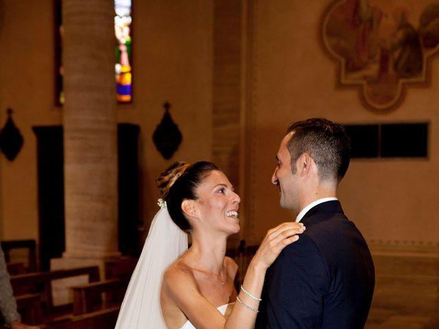Il matrimonio di Francesco e Francesca a Turbigo, Milano 3