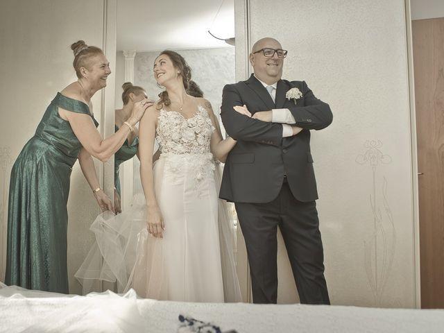 Il matrimonio di Alessandro e Chiara a Settala, Milano 66
