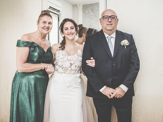 Il matrimonio di Alessandro e Chiara a Settala, Milano 74