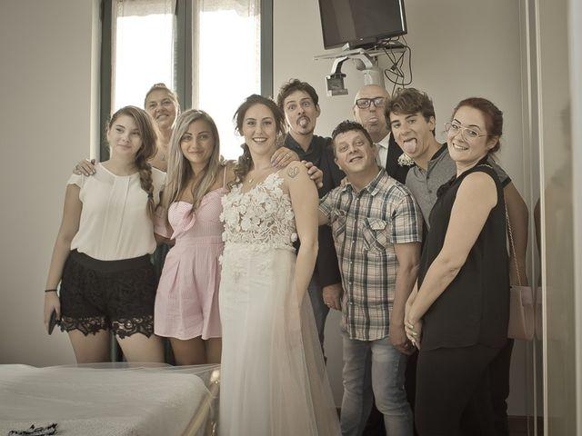 Il matrimonio di Alessandro e Chiara a Settala, Milano 76