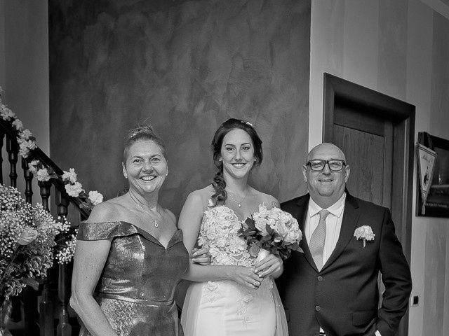 Il matrimonio di Alessandro e Chiara a Settala, Milano 91
