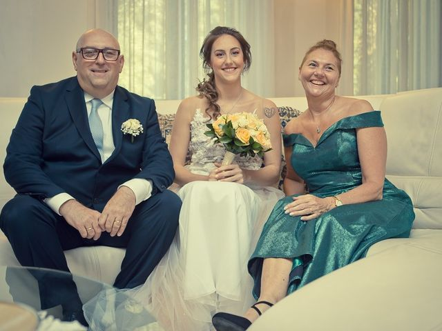 Il matrimonio di Alessandro e Chiara a Settala, Milano 92