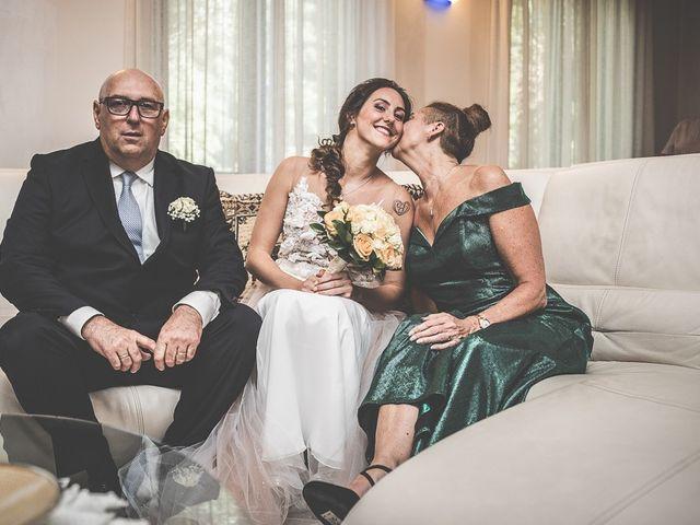 Il matrimonio di Alessandro e Chiara a Settala, Milano 94