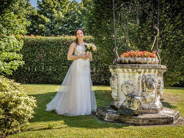 Il matrimonio di Alessandro e Chiara a Settala, Milano 104