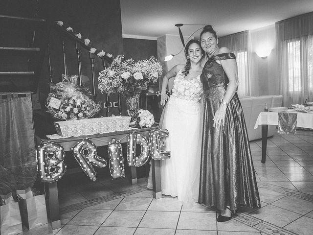 Il matrimonio di Alessandro e Chiara a Settala, Milano 119