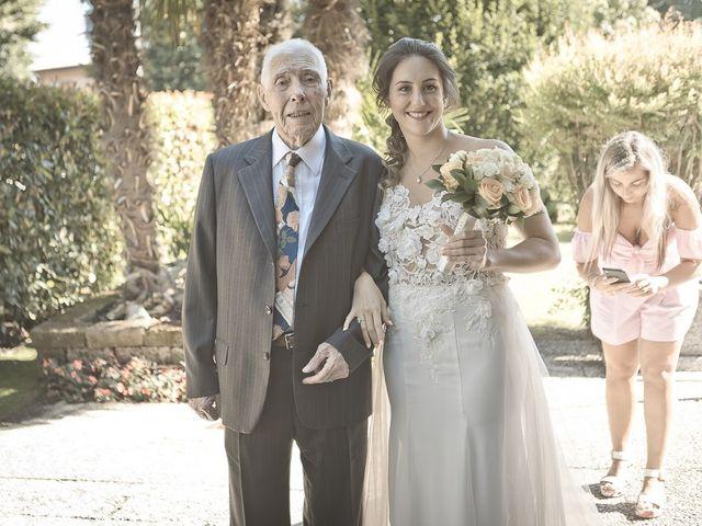 Il matrimonio di Alessandro e Chiara a Settala, Milano 120