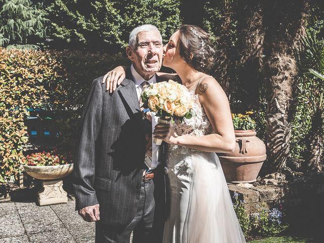 Il matrimonio di Alessandro e Chiara a Settala, Milano 124