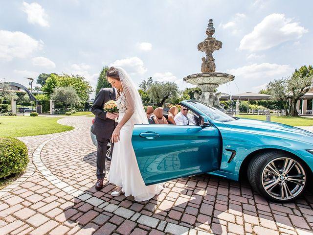 Il matrimonio di Alessandro e Chiara a Settala, Milano 130