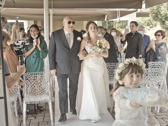 Il matrimonio di Alessandro e Chiara a Settala, Milano 141