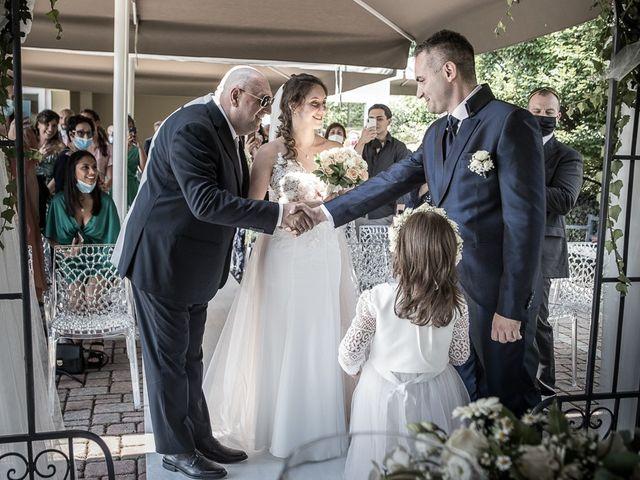 Il matrimonio di Alessandro e Chiara a Settala, Milano 142
