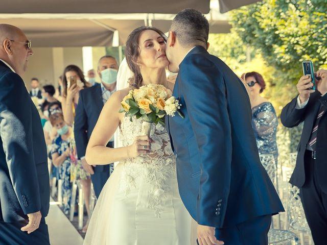 Il matrimonio di Alessandro e Chiara a Settala, Milano 143