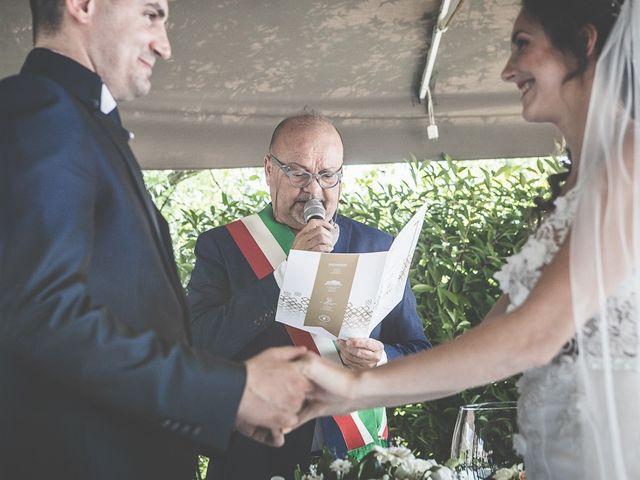 Il matrimonio di Alessandro e Chiara a Settala, Milano 146