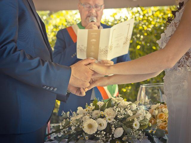 Il matrimonio di Alessandro e Chiara a Settala, Milano 147
