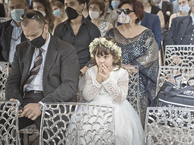 Il matrimonio di Alessandro e Chiara a Settala, Milano 152
