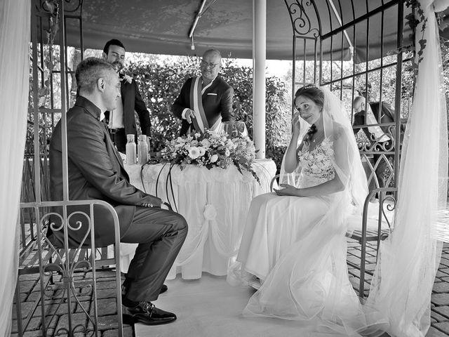 Il matrimonio di Alessandro e Chiara a Settala, Milano 153