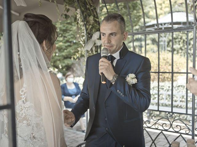 Il matrimonio di Alessandro e Chiara a Settala, Milano 161