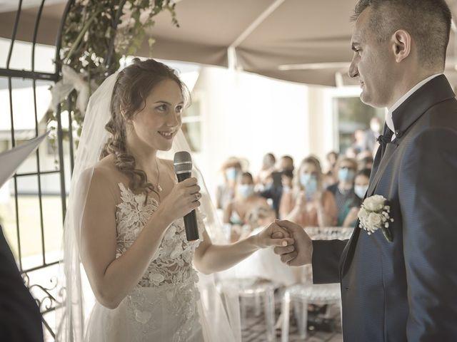 Il matrimonio di Alessandro e Chiara a Settala, Milano 162