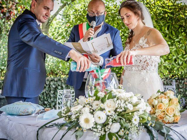 Il matrimonio di Alessandro e Chiara a Settala, Milano 171