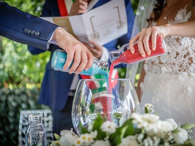 Il matrimonio di Alessandro e Chiara a Settala, Milano 172