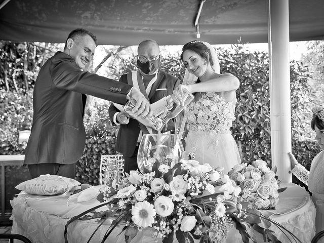 Il matrimonio di Alessandro e Chiara a Settala, Milano 173