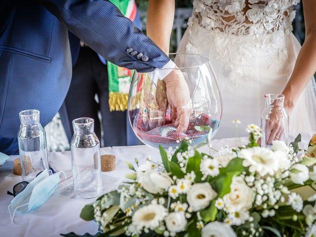 Il matrimonio di Alessandro e Chiara a Settala, Milano 174
