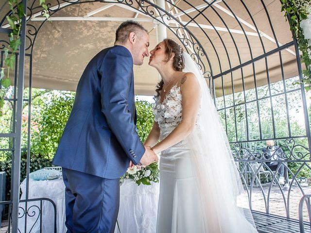 Il matrimonio di Alessandro e Chiara a Settala, Milano 176