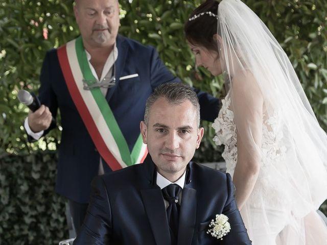 Il matrimonio di Alessandro e Chiara a Settala, Milano 180