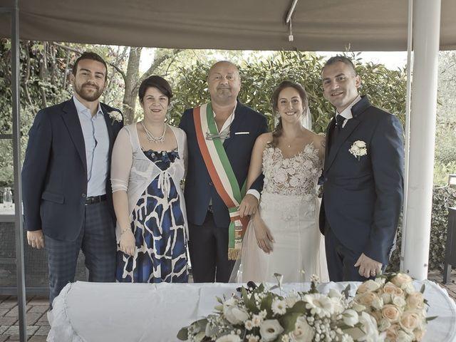 Il matrimonio di Alessandro e Chiara a Settala, Milano 182