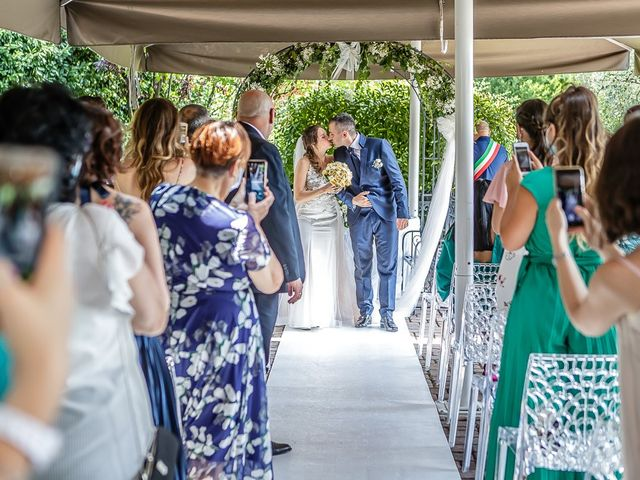 Il matrimonio di Alessandro e Chiara a Settala, Milano 183