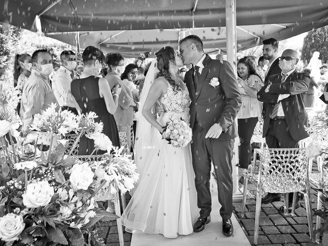 Il matrimonio di Alessandro e Chiara a Settala, Milano 184