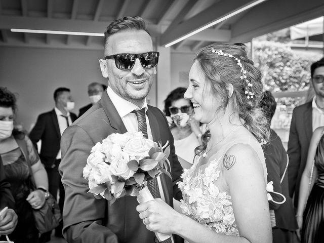 Il matrimonio di Alessandro e Chiara a Settala, Milano 192