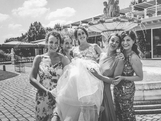 Il matrimonio di Alessandro e Chiara a Settala, Milano 211