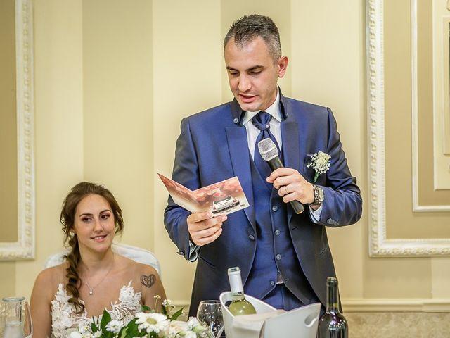 Il matrimonio di Alessandro e Chiara a Settala, Milano 220