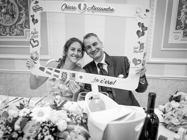 Il matrimonio di Alessandro e Chiara a Settala, Milano 230