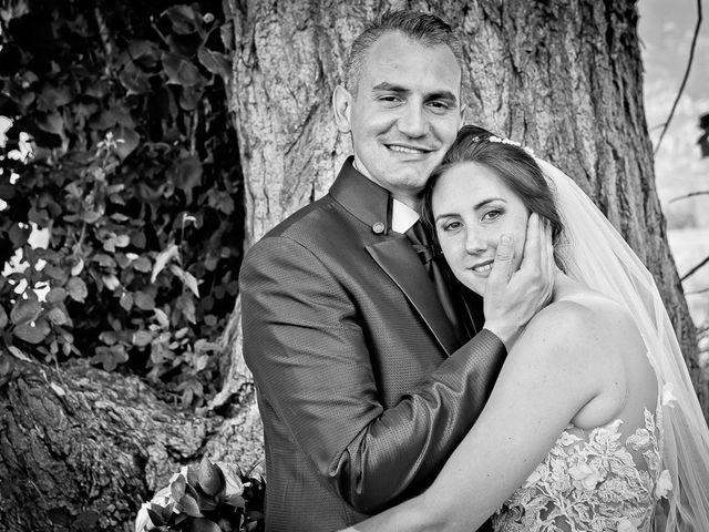 Il matrimonio di Alessandro e Chiara a Settala, Milano 235