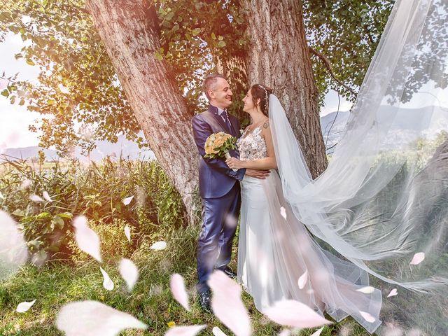 Il matrimonio di Alessandro e Chiara a Settala, Milano 246