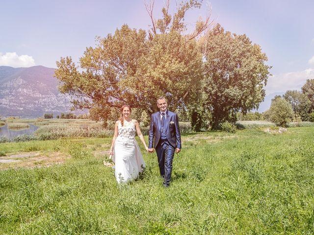 Il matrimonio di Alessandro e Chiara a Settala, Milano 254